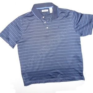 Blue Polo Size M by Pierre Cardin